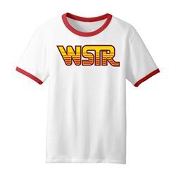 Retro White/Red