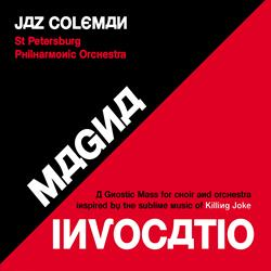 Magna Invocatio - A Gnostic Mass for Choir and Orchestra Inspired by the Sublime Music of Killing Joke Double Vinyl LP