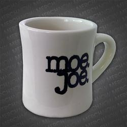 Joe White Coffee Mug