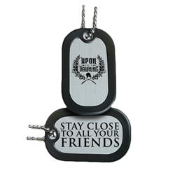Stay Close  Dog Tags