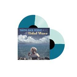 Tidal Wave  Half Coke Bottle/Half Turquoise Vinyl 2Xlp