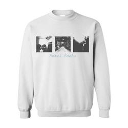 Equivalency II White Crewneck