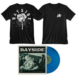 Acoustic Volume 2 - Tee + Blue Vinyl Bundle