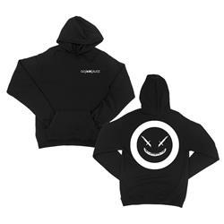 Circle Smile Black