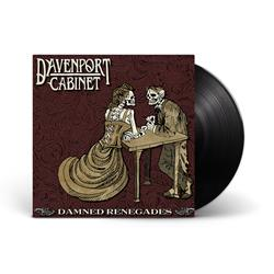 Damned Renegades Black 180g LP