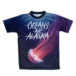Lost Isles All Over Sublimation T-Shirt