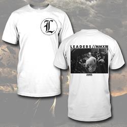 Live Shot White T-Shirt *Sale! Final Print* $6 Sale Final Print! $6 Sale