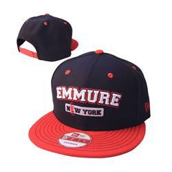 New York Black/Red Snapback