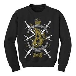 Kings Black Crewneck