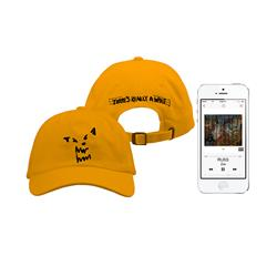 Wolf Gold Hat + Zoo Digital Album