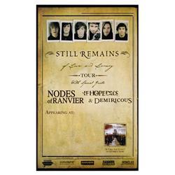 Still Remains Tour