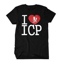 I Heart ICP Black