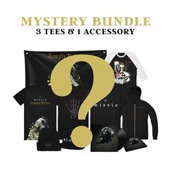 3 Mystery Tee + Accessory Bundle