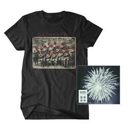Quiet World CD + T-Shirt + Digital Download