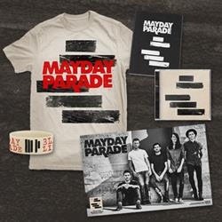 Mayday Parade - Black Lines - Bundle 01