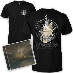 Stories - The Youth To Become CD + T-shirt