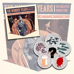 The Wonder Years CD+7inch