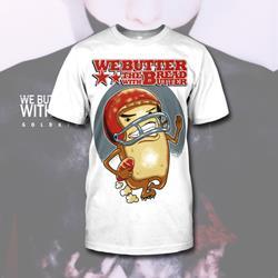 Run Run Run White T-Shirt