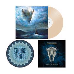 White Buffalo LP + Slip mat + Poster