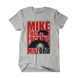 Mike F'n Milford Silver