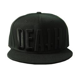 Death Black Snapback
