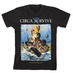 Descensus Black T-Shirt