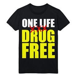 One Life / Drug Free Black