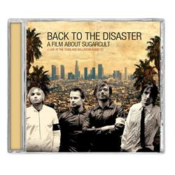 Back To The Disaster CD/DVD