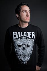Evildoer Black Crewneck
