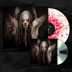 Altars Splatter Vinyl LP Pack