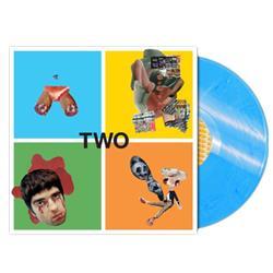 Two / 180-Gram Light Blue Vinyl LP
