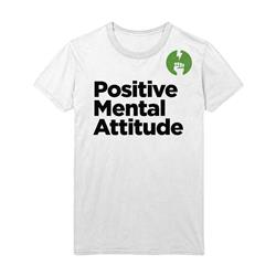 Positive Mental Attitude White