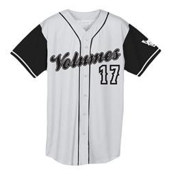 17 Logo Black/White Baseball