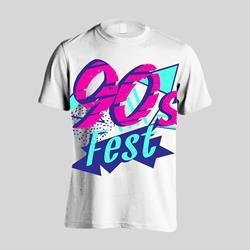 90sFest White