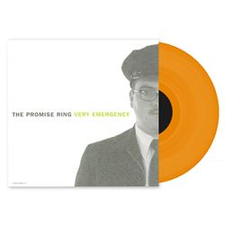 The Promise Ring - Very Emergency Opaque Orange LP