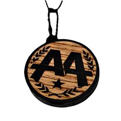 AA Wreath Necklace
