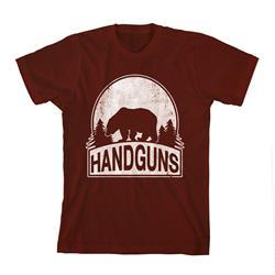 *Limited Stock* Bear Maroon