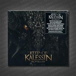 Reptilian Deluxe CD/DVD