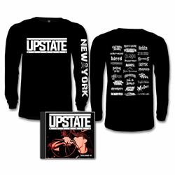 Volume 3 CD + Long Sleeve