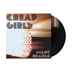 Giant Orange - Black LP