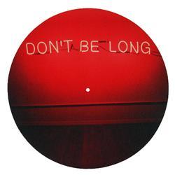 Don't Be Long Slip Mat