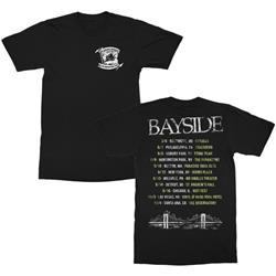 The Walking Wounded 10 Year Anniversary Tour Black