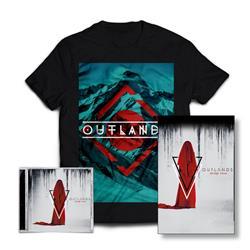 Grave MInd CD + T-Shirt + Poster + Digital Download