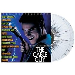 The Original Sountrack Black/White Splatter Vinyl 2X LP