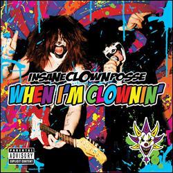 When I'm Clownin' Maxi-Single