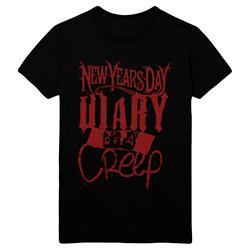 Diary Of A Creep Black