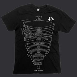 Inferno Black T-Shirt