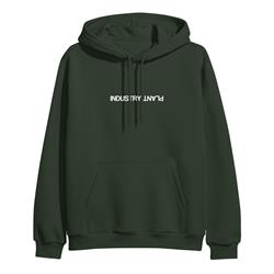 Green Industry Plant Pullover + Digital