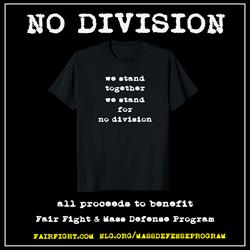 No Division Charity Black