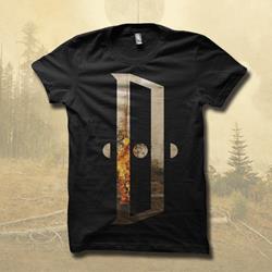 Album Logo Black T-Shirt